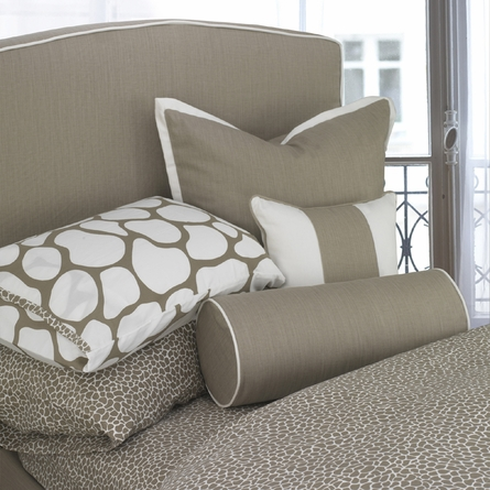 Cobblestone Sheet Set in Taupe