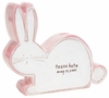 Coin Bank in Pink Bunny Character