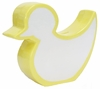 Coin Bank in Yellow Duck Silhouette
