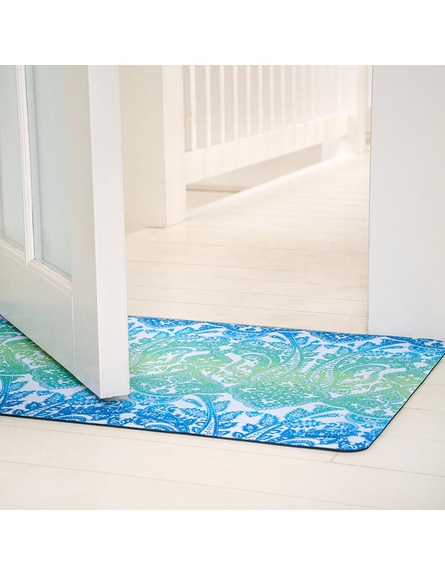 Cold Shoulder Floor Mat