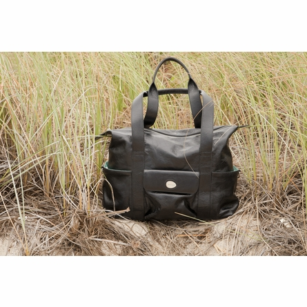 Collins Diaper Bag in Black