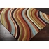 On Sale Colorful Wave Oasis Rug - 2 x 3 Feet