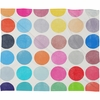Colorplay 9 Fleece Throw Blanket