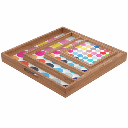 Colorplay 9 Square Tray