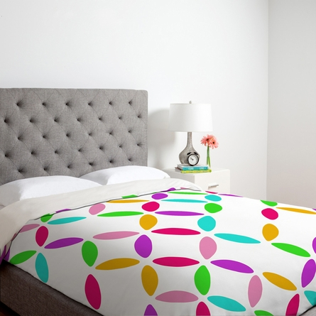 Colour Block Duvet Cover