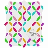 Colour Block Quatrefoil Magnet Board