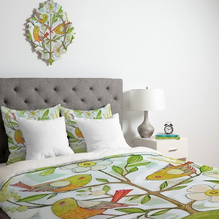 Community Tree Duvet Cover