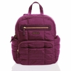 Companion Backpack in Plum