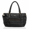 Companion Tote Diaper Bag in Black