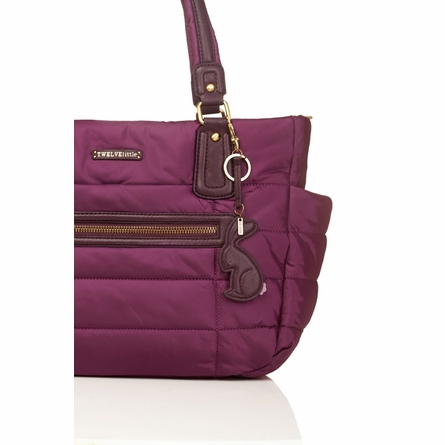 Companion Tote in Plum