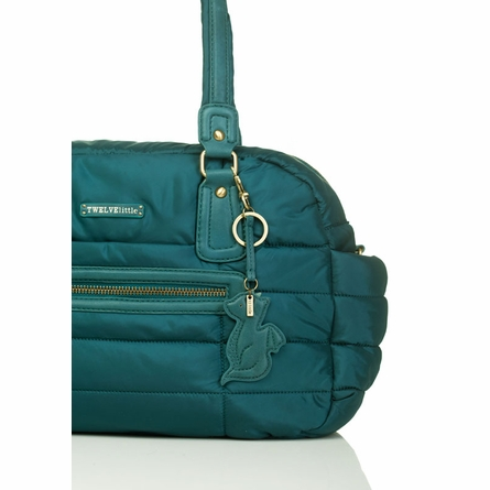 Companion Tote Diaper Bag in Teal