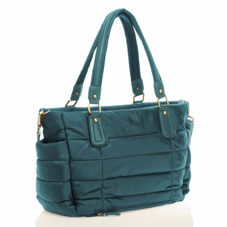 Companion Tote in Teal