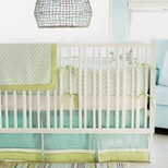 Complete Gender Neutral Crib Bedding Collection