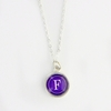 Concord Color Personalized Initial Necklace
