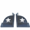 Confederate Star Bookends