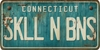 Connecticut Custom License Plate Art