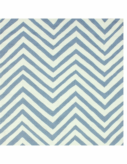 Cora Indoor/Outdoor Rug in Light Blue