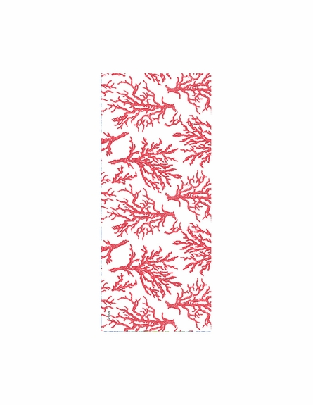 Coral Dilemma Floor Mat
