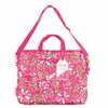Lilly Pulitzer Coronado Crab Laptop Tote