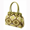 Cosmopolitan Carryall Diaper Bag - Key Lime Cream Cake