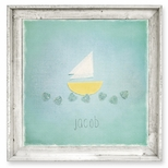 Cottage & Coastal Kids Art