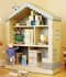 Cottage Dollhouse Bookcase