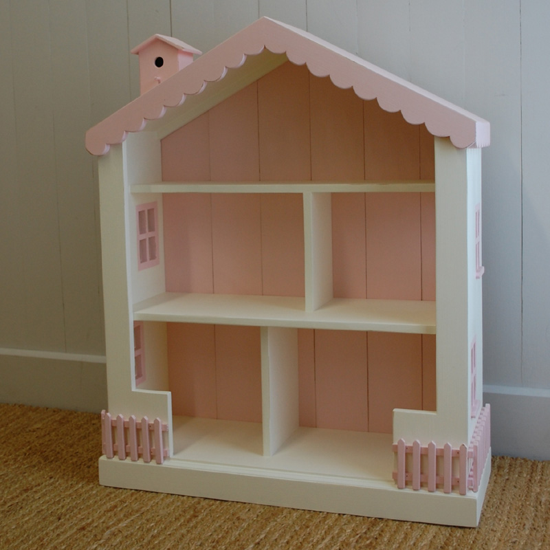 Cottage Dollhouse Bookcase by English Farmhouse Furniture
