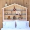Cottage Dollhouse Headboard