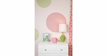 Cotton Candy Non-Toxic Wall Paint