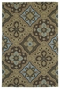 Courtyard Indoor/Outdoor Rug in Mocha