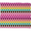 Couture Home Diamonds Fleece Throw Blanket