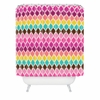 Couture Home Diamonds Shower Curtain