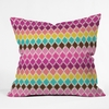 Couture Home Diamonds Throw Pillow