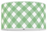 Criss Cross Kelly Green