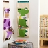 3 Sprouts Crocodile Hanging Wall Organizer