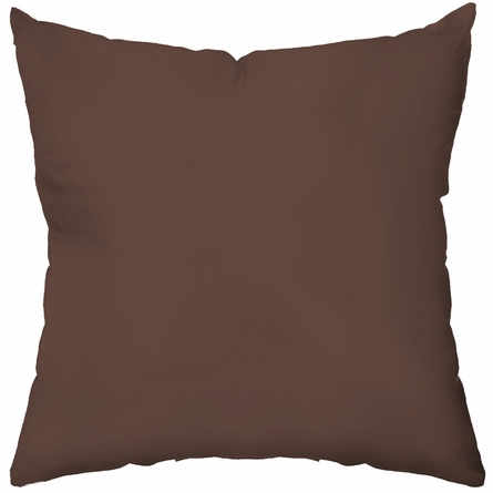 Crocodile in Sand Throw Pillow