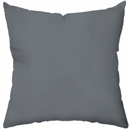 Crocodile in Warm Grey Throw Pillow