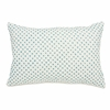 Cross Stitch Decorative Pillow Sham in Ocean