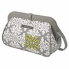 Cross Town Clutch Diaper Bag - Breakfast in Berkshire