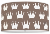 Crowns Chocolate Brown