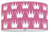 Crowns Hot Pink