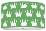 Crowns Kelly Green