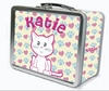 Cute Kitty Personalized Lunch Box