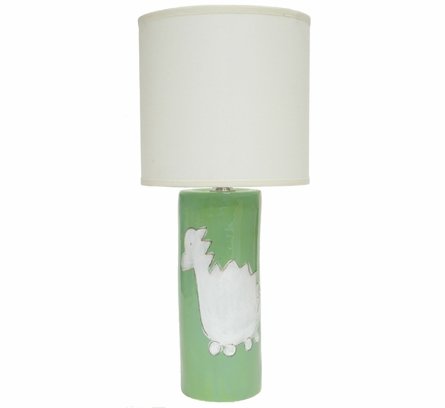 Cylinder Lamp in Duck Character