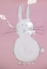 Cylinder Lamp in Pink Bunny Character