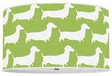 Dachshund Apple Green