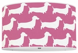 Dachshund Hot Pink