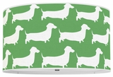 Dachshund Kelly Green
