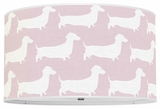 Dachshund Light Pink