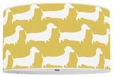 Dachshund Yellow